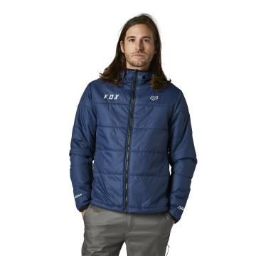 FOX Herren Winterjacke Ridgeway | dunkelblau | 25939-203 Dark Indigo