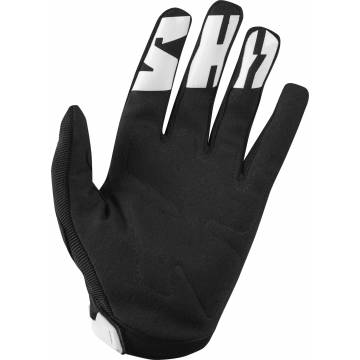 Motocross Handschuhe SHIFT White Label Air Handschuh, schwarz Größe XXL Innenansicht
