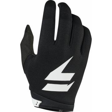 SHIFT White Label Air Handschuhe, schwarz