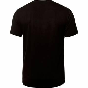 FOX Airline T-Shirt Herren Unlimited | schwarz | 23117-001 Rückansicht