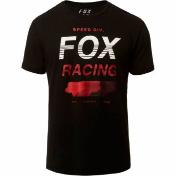 FOX Airline T-Shirt Herren Unlimited | schwarz | 23117-001