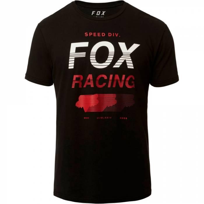 FOX Airline T-Shirt Herren Unlimited | schwarz | 23117-001