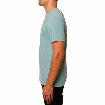FOX Tech T-Shirt Herren Clash | blau |  23109-332 Seitenansicht