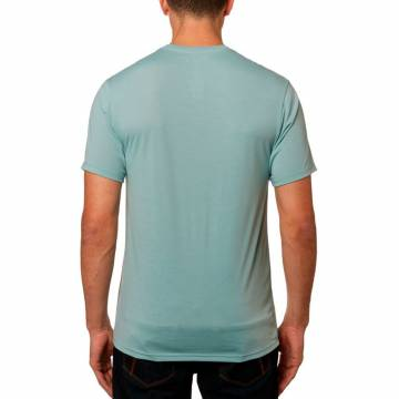 FOX Tech T-Shirt Herren Clash | blau |  23109-332 Rückansicht