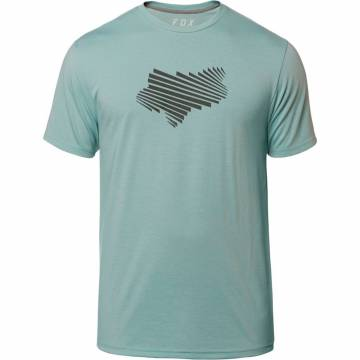 FOX Tech T-Shirt Herren Clash | blau |  23109-332