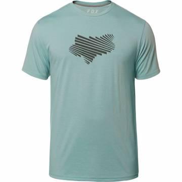 FOX Tech T-Shirt Herren Clash | blau |  23109-332