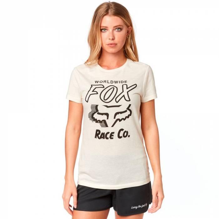 Fox Worldwide SS Crew Tee Damen T-Shirt, 22898-575