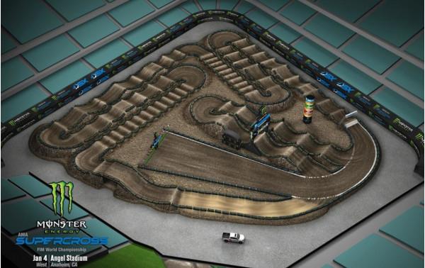 AMA Supercross 2020 Runde 1