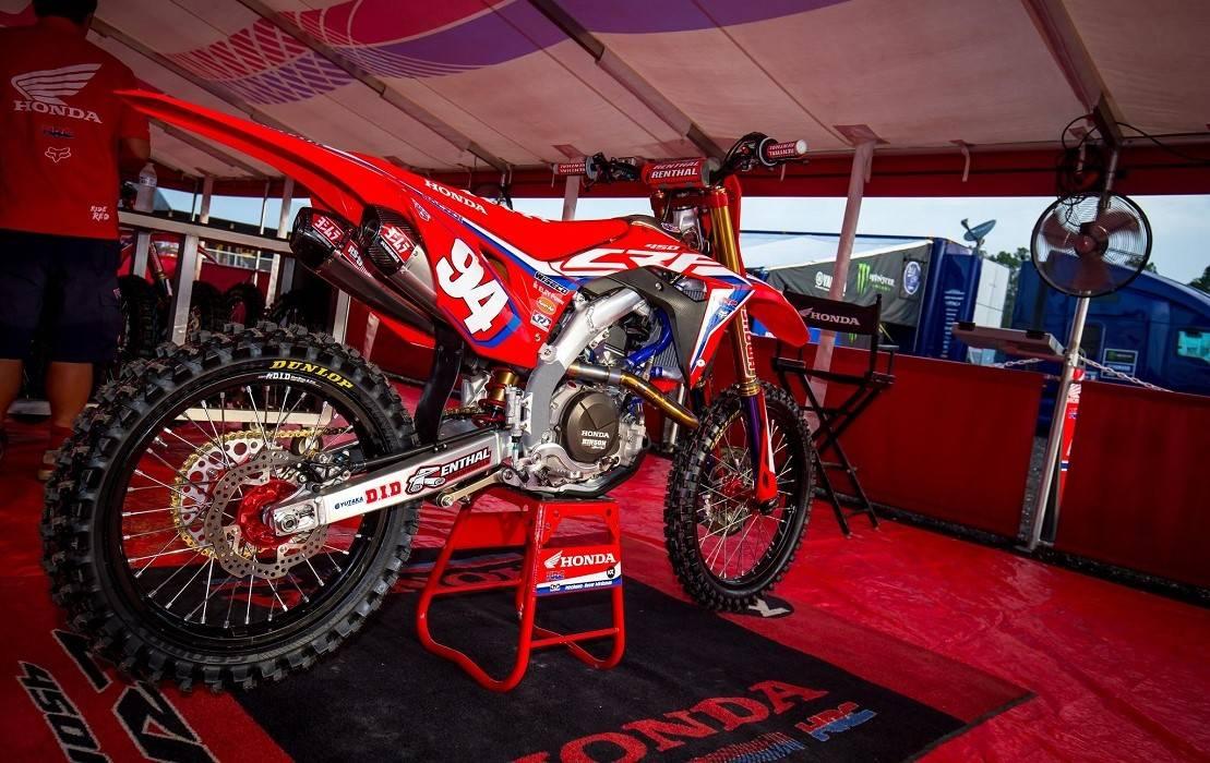 Neu im Shop - Yoshimura Auspuffanlagen für Honda MX Bikes