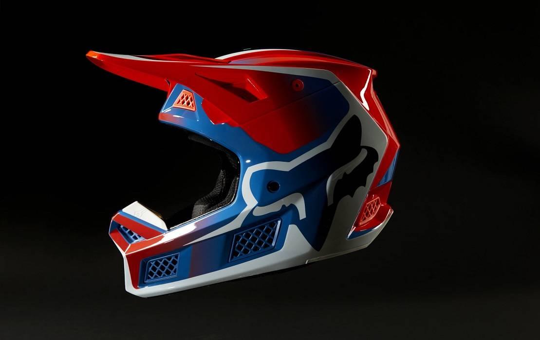 Der Neue FOX V3 RS Helm