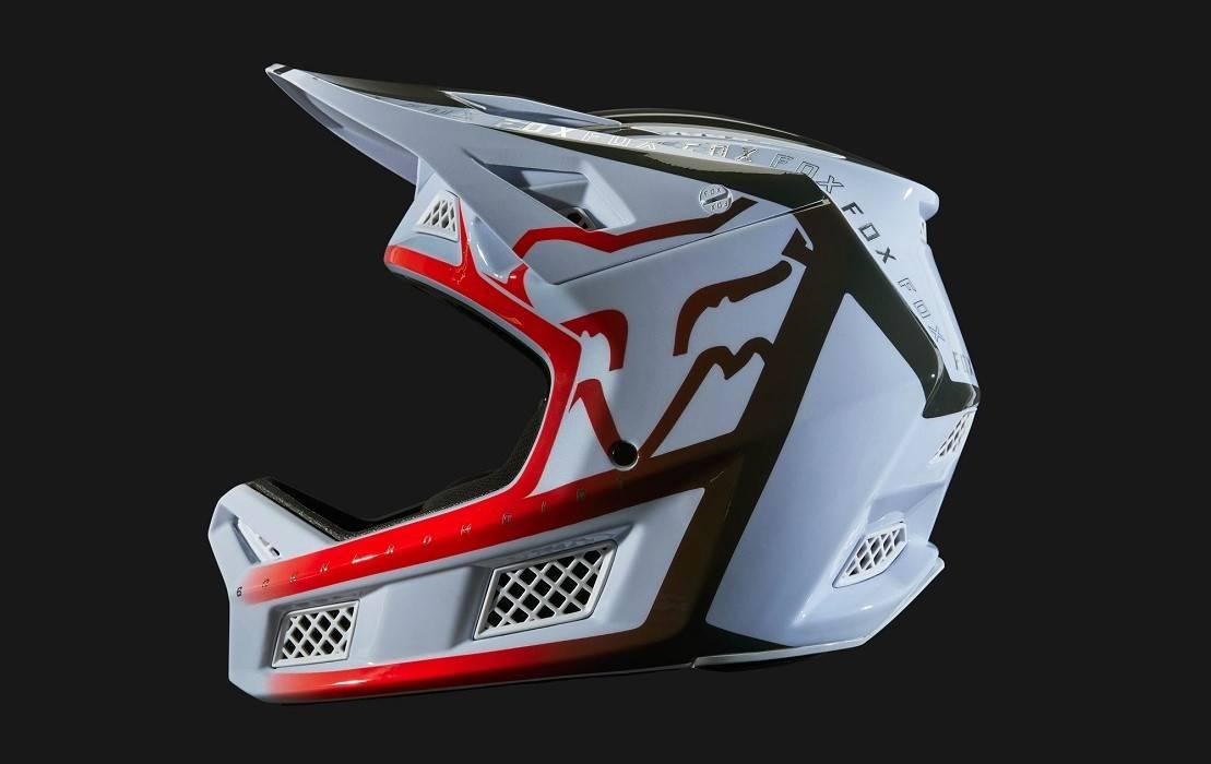 FOX RPC MTB Downhill Helm