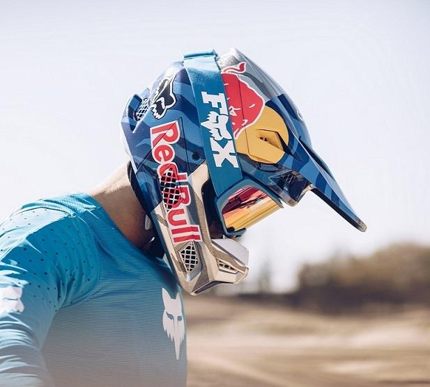 Innovativ - Der neue FOX V3 Helm